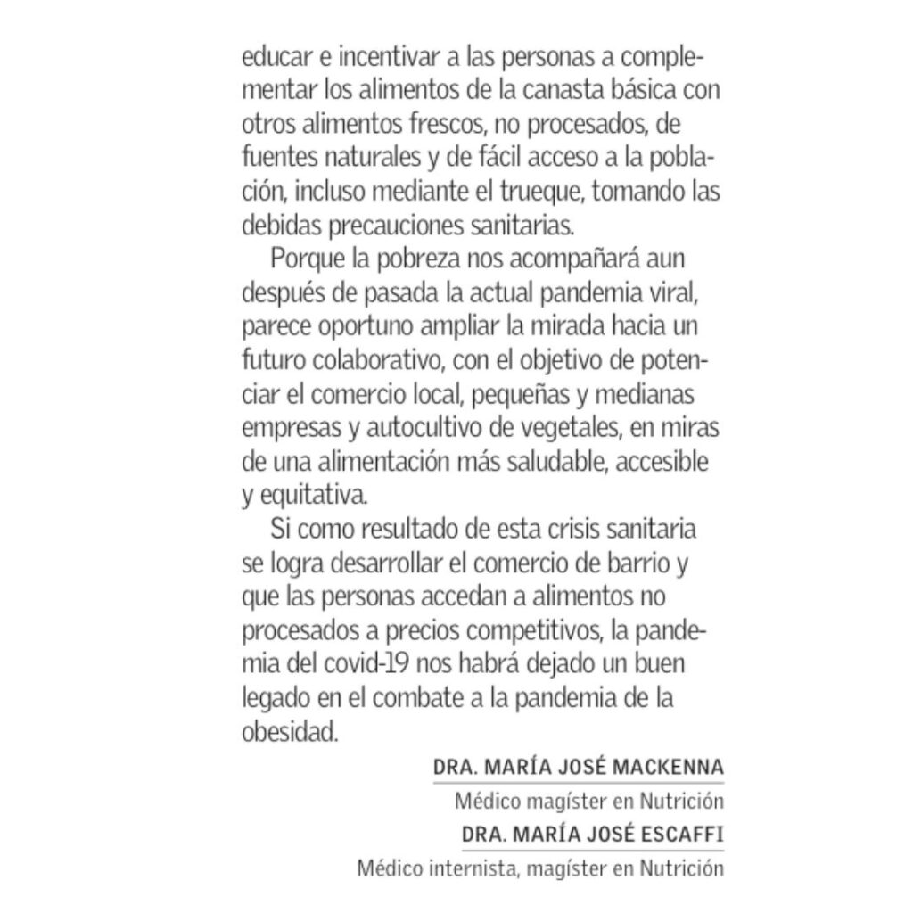 Carta El Mercurio